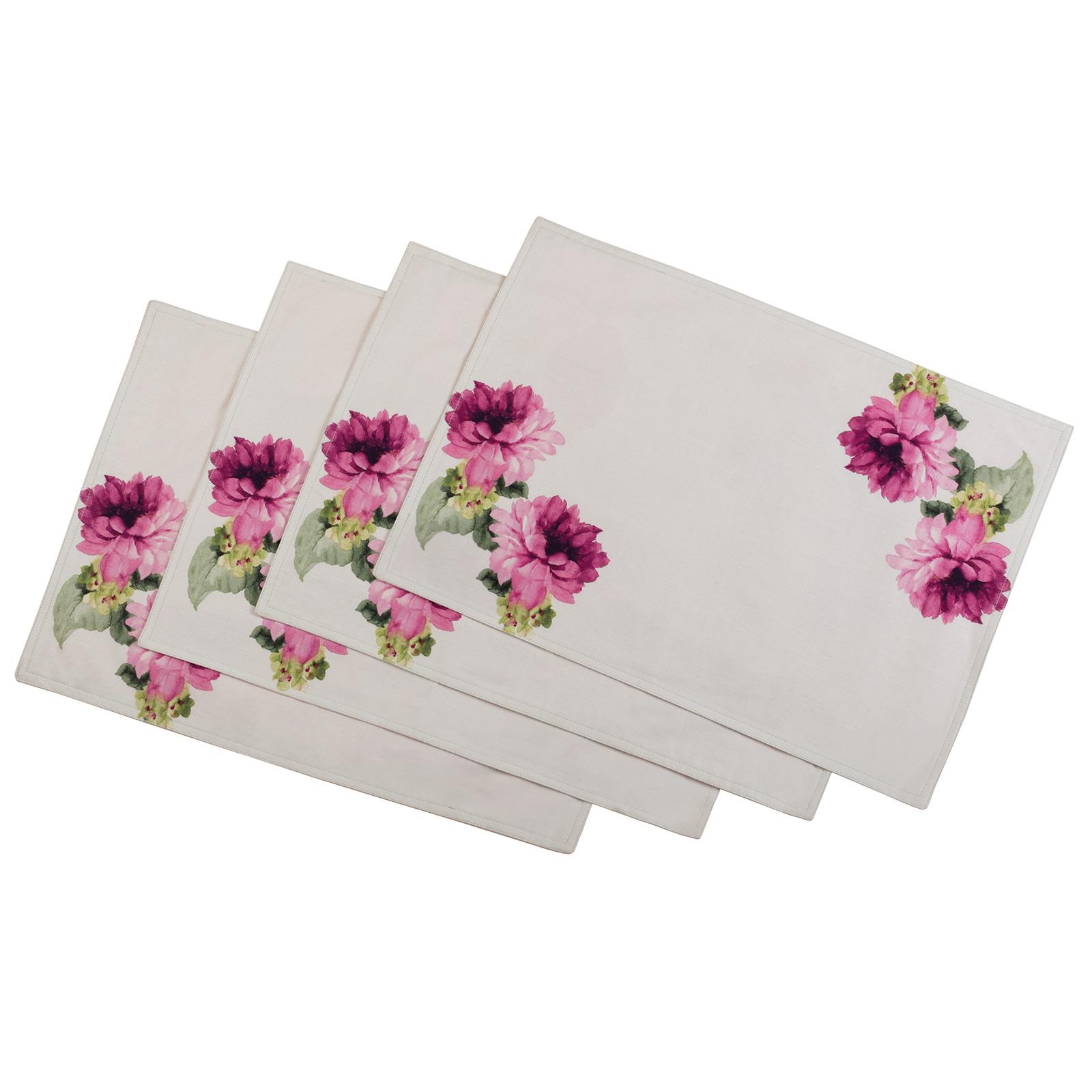 27595 Manteles Individuales Flores De Primavera Home  # Muebles Cadena Flores