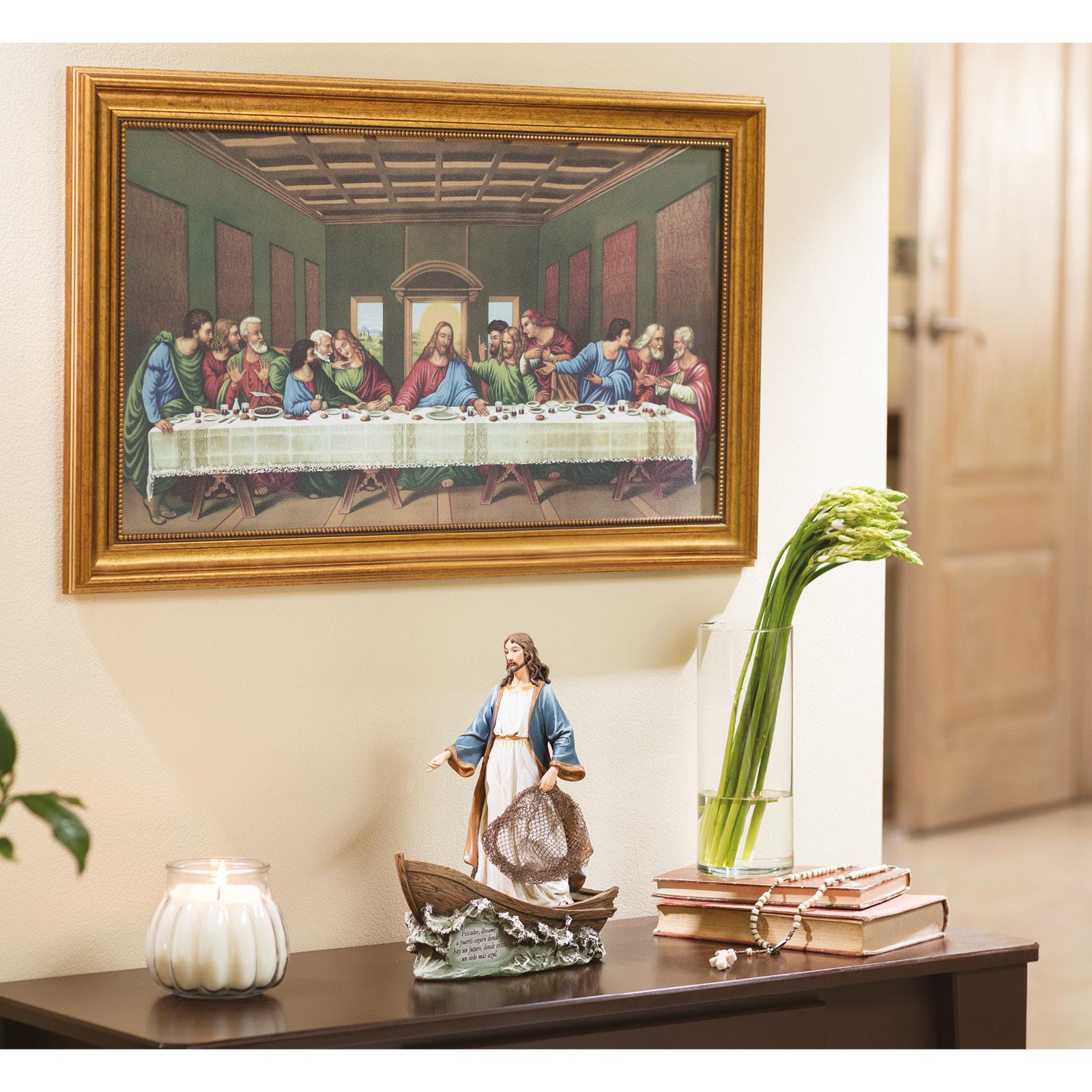 13997   Cuadro 'La Última Cena de Jesús'   Home Interiors ...